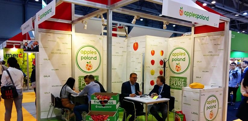 Asia Apples Poland 2016